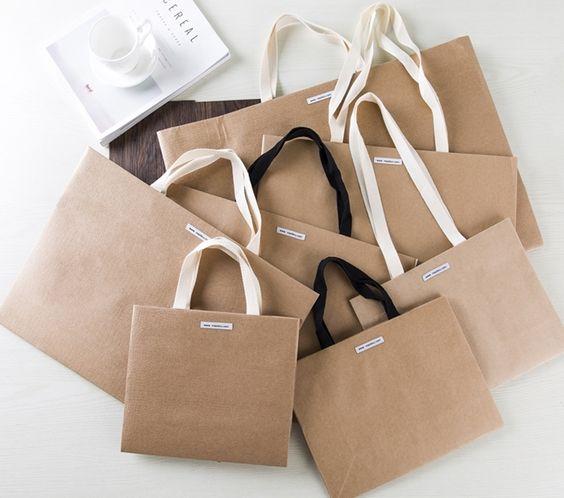 CustomPrintBox Paper Shopping Bag Gift Bag 14