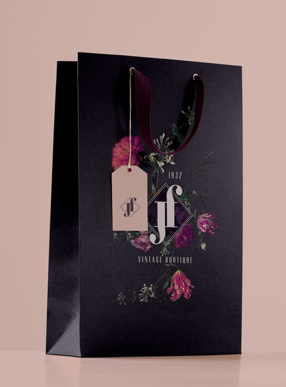 CustomPrintBox Paper Shopping Bag Gift Bag 11