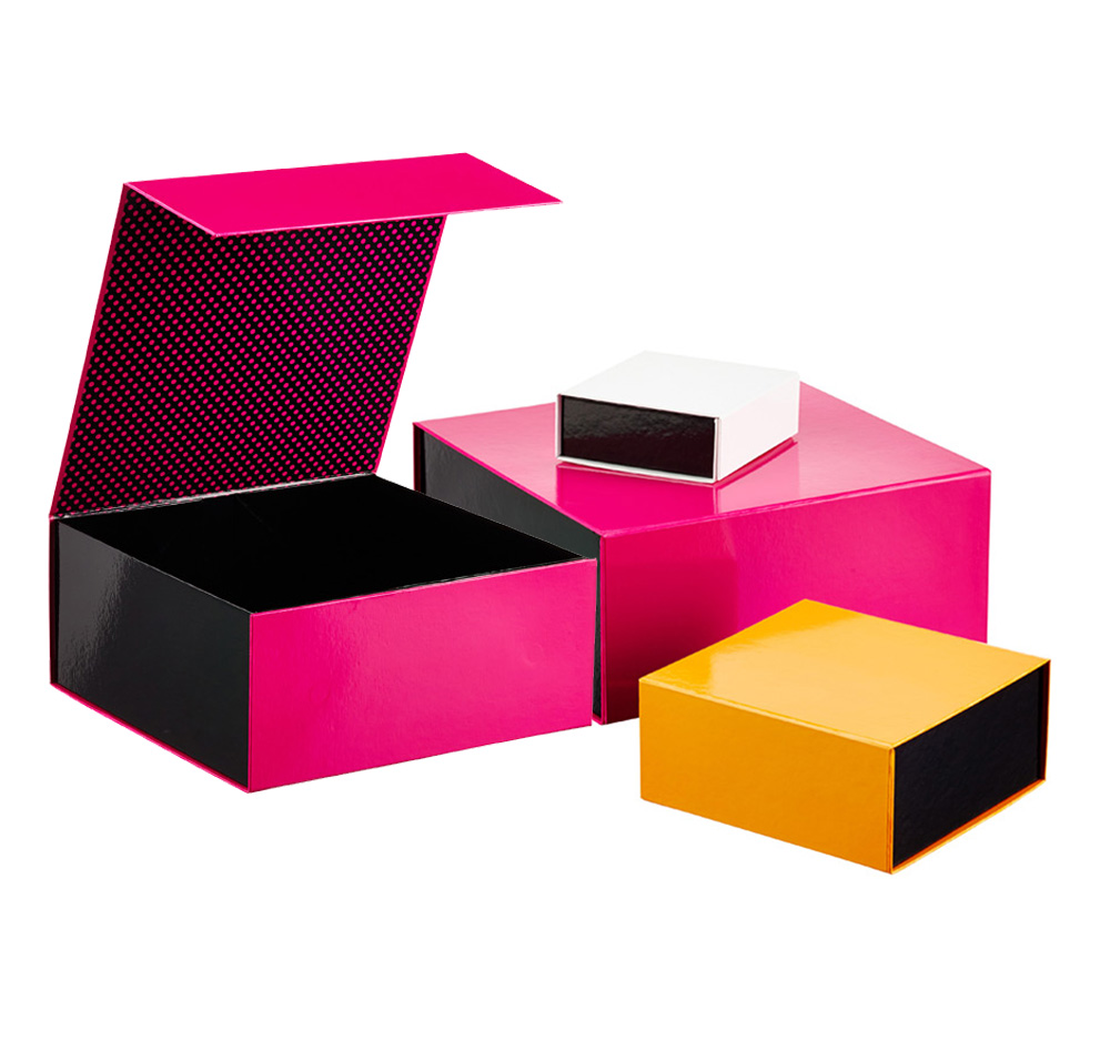 custom collapsible gift boxes