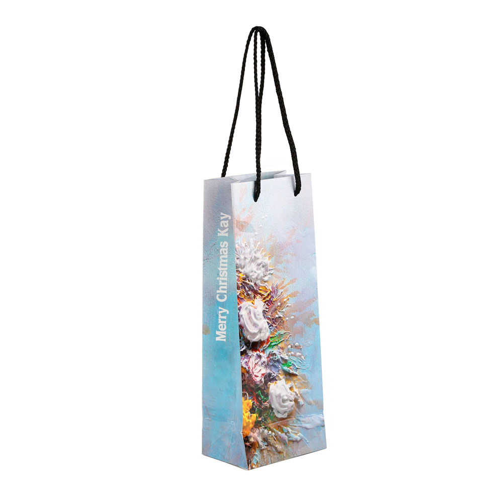 Matte Gloss Laminated Custom Retail Paper Shopping Bags 06