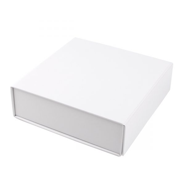 Custom Collapsible Gift Boxes White 01