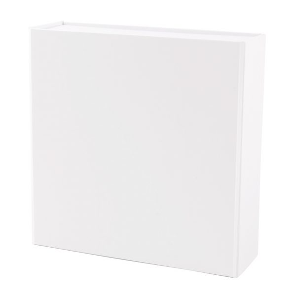 Custom Collapsible Gift Boxes White 02