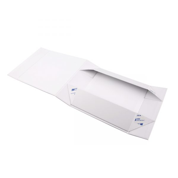 Custom Collapsible Gift Boxes White 06