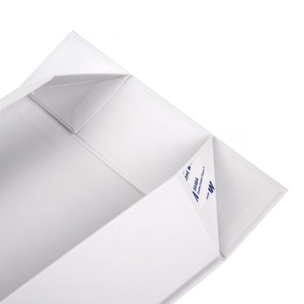 Custom Collapsible Gift Boxes White 07