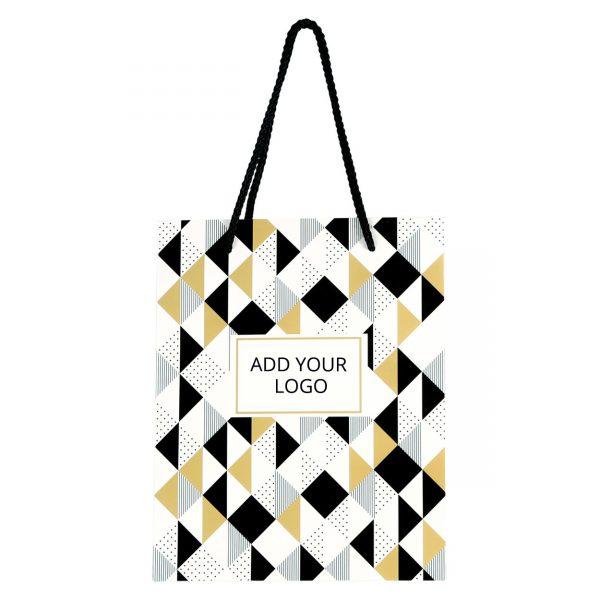 Cub Paper Shopping Bags Logo 01