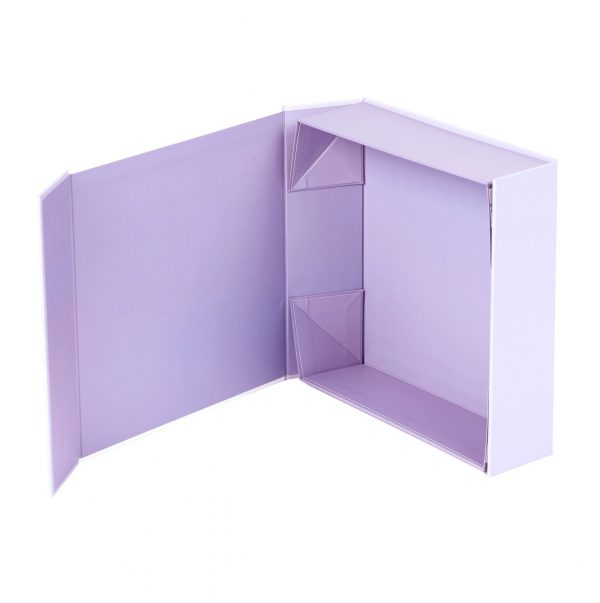 Custom Collapsible Gift Boxes Floral 07