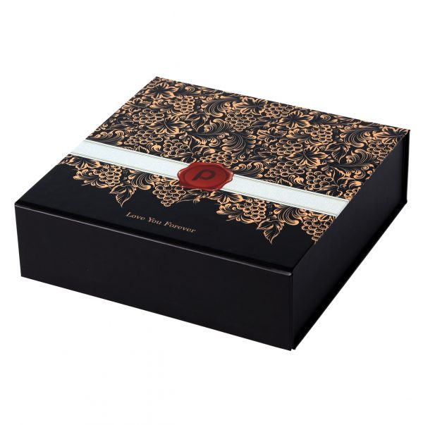 Custom Collapsible Gift Boxes Ture Love 01