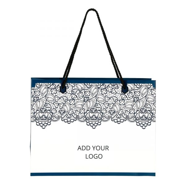 Fashion Lace Bag Logo 01