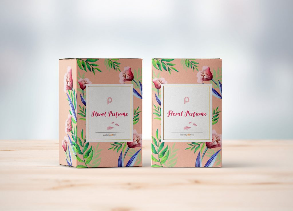 Custom Printed Packaging tuck box